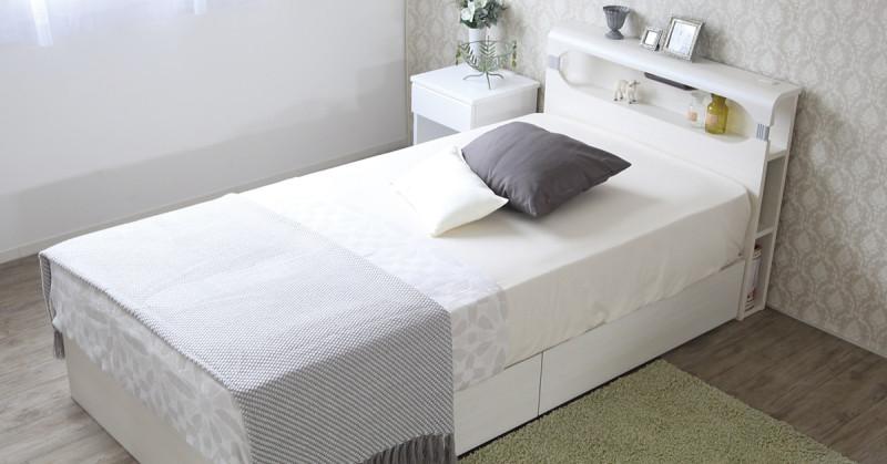 4色対応ベッドフレーム