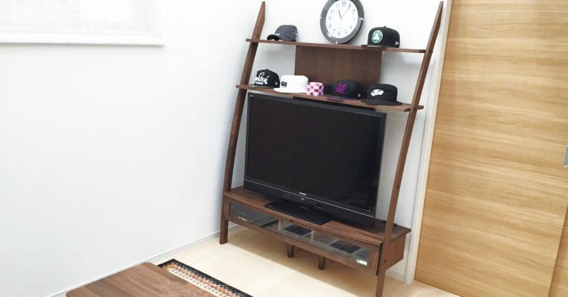 テレビボードディープ