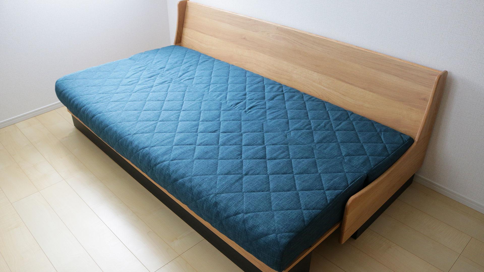 ごろ寝ソファードロシーのベッドスタイル