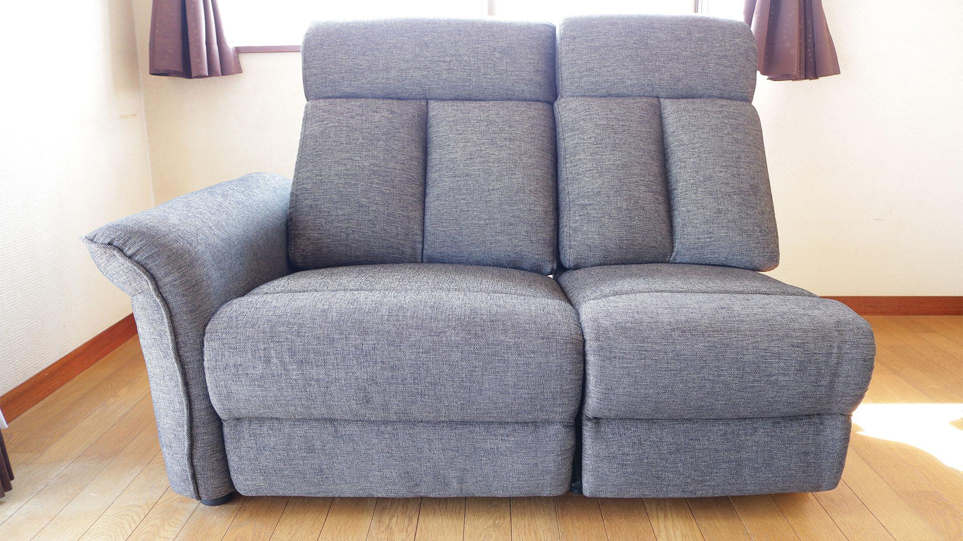 電動ソファの組み立て方