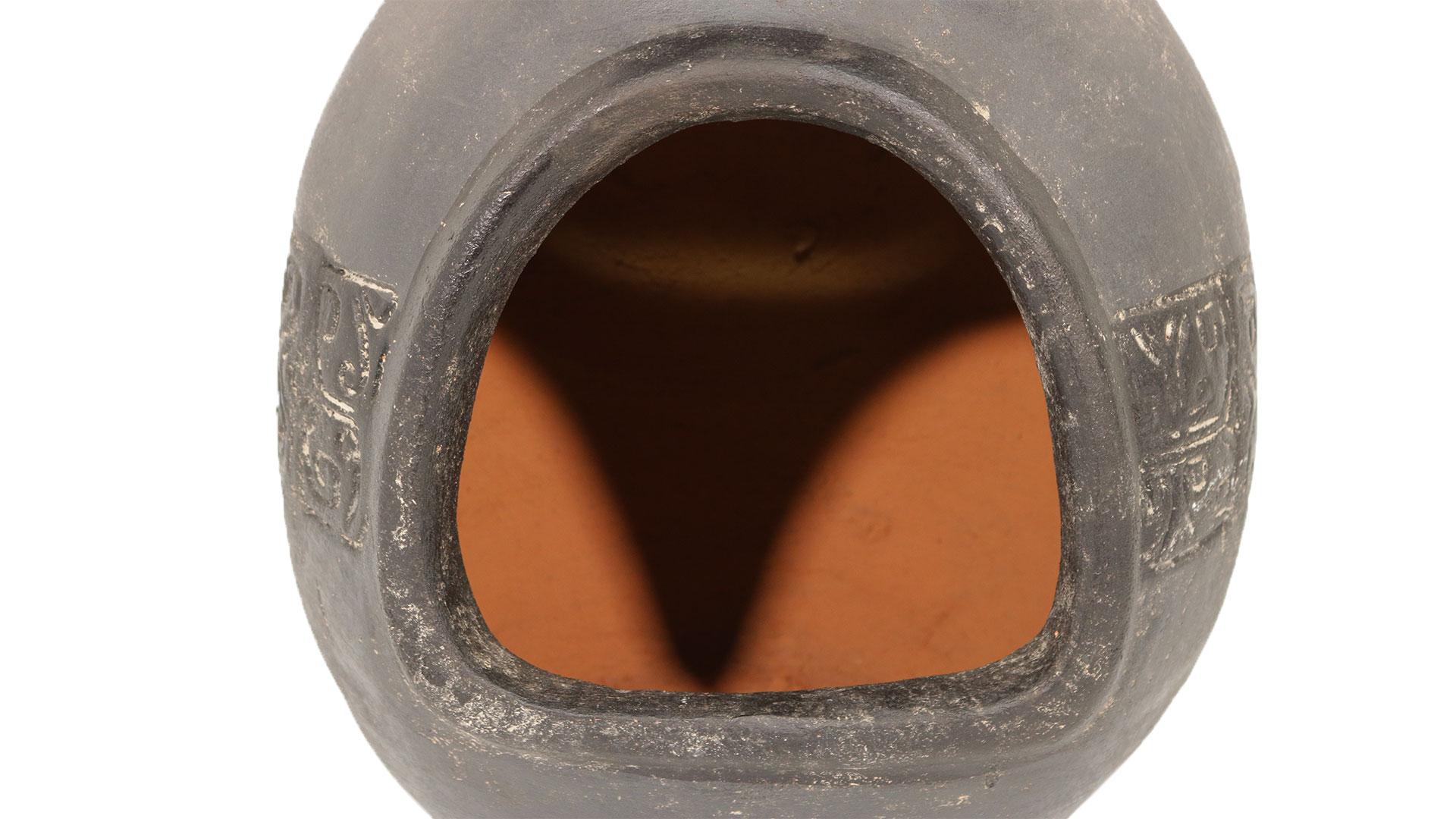 メキシコ製の暖炉型チムニーmch8880の炭の入り口
