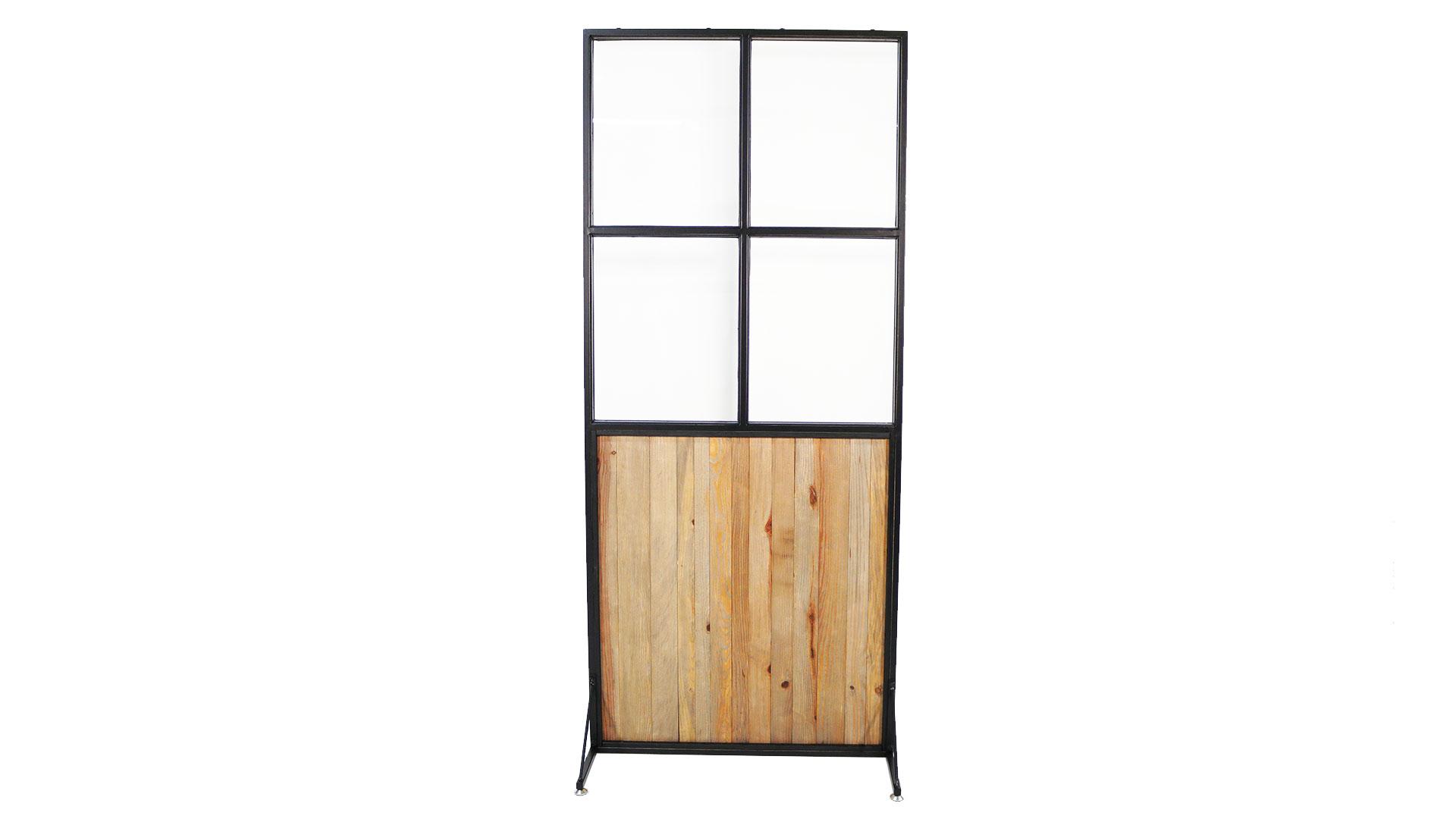 業務用・店舗用のおしゃれな黒色のスクリーン
