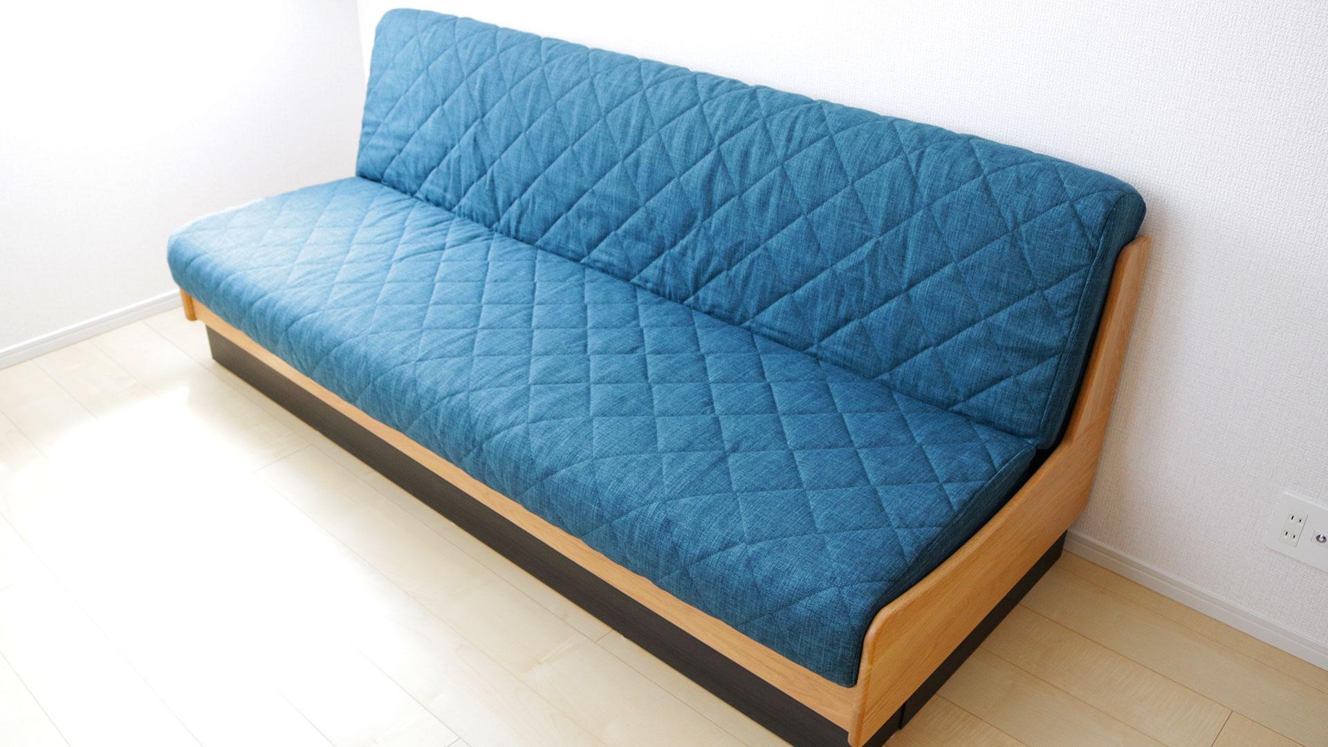 ごろ寝ソファードロシーのソファスタイル