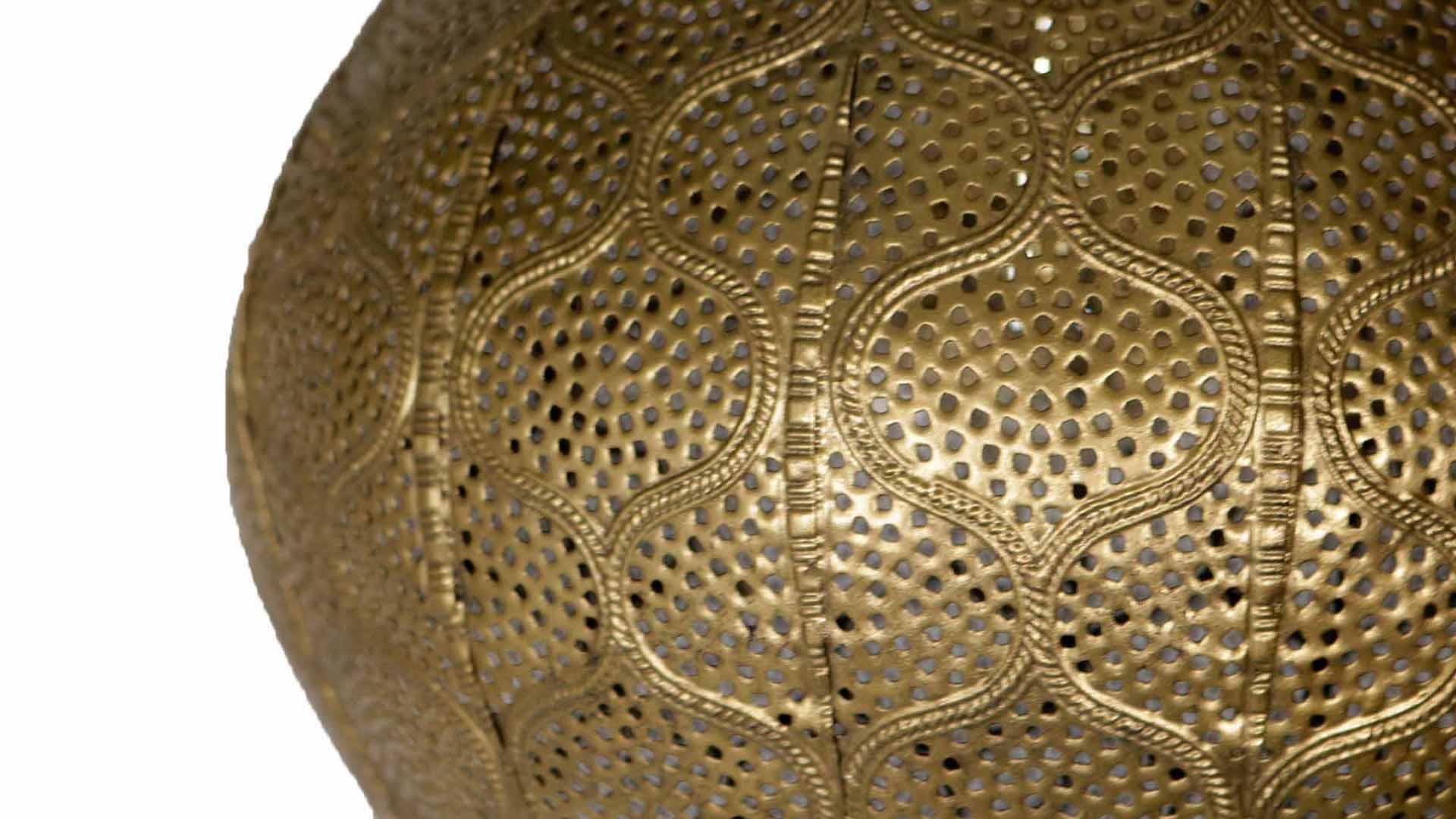 モロッコテイストのペンダントライト