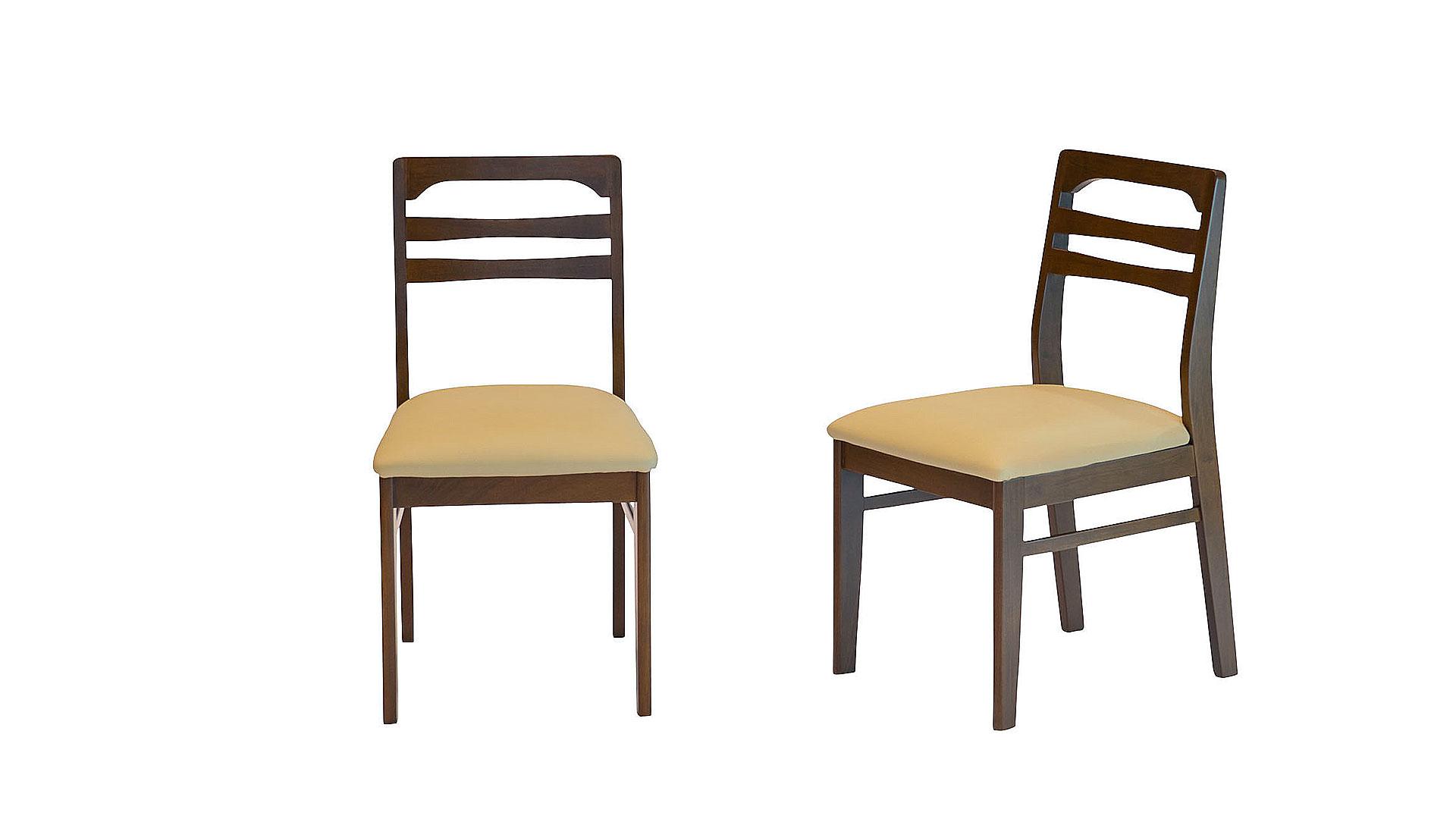 リビンズのダイニングセット「ルイス」の椅子の画像