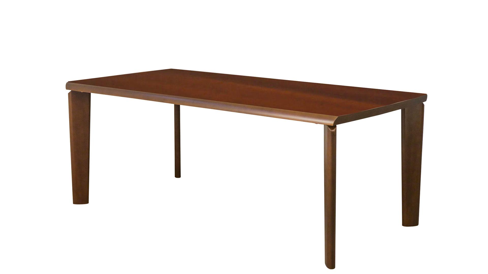 リビンズのダイニングセット「カルーネ」のテーブルの画像