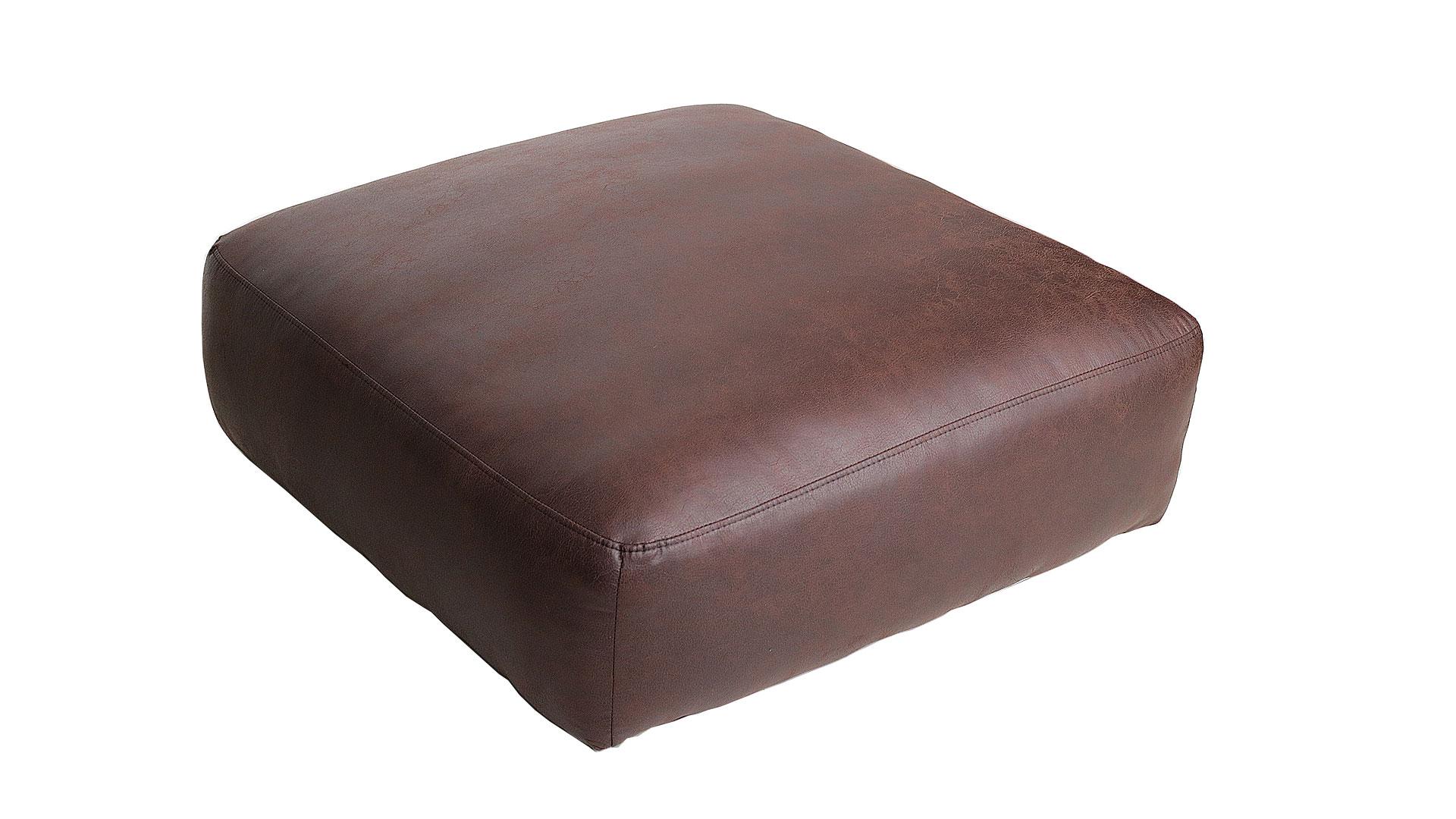 内田工芸のソファのブライトンのスツールの画像