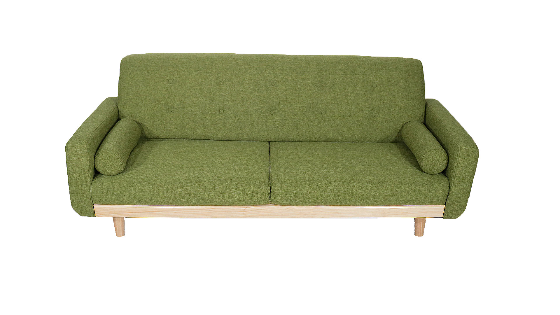 リビンズのソファ「アンジェリカ」の正面からの画像