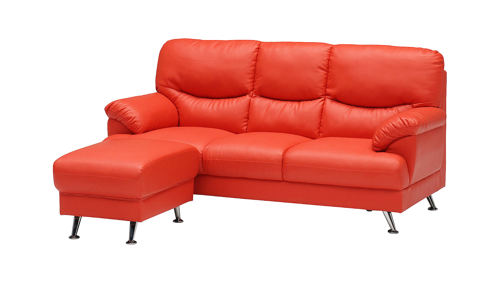 リビンズの三人掛けソファ「セリート」のRDとスツール