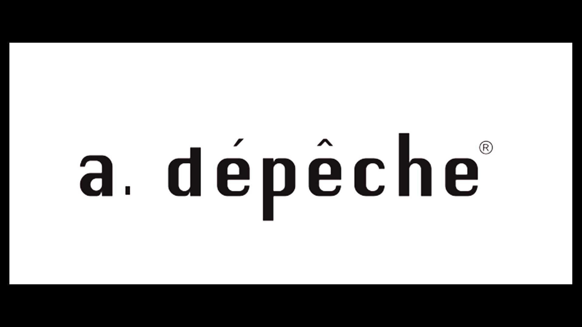 エーディックスのアデペシュのロゴ
