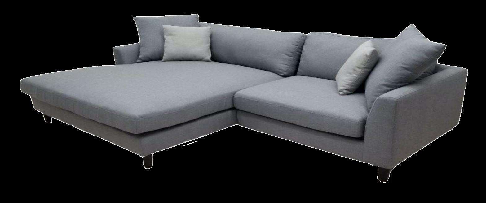 家具のマルマンの、カウチが横に広く、大の字になれるほど大きなビッグカウチソファ(ベローチェ)