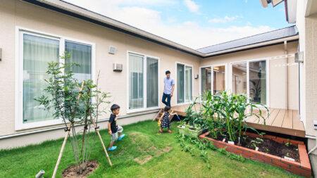 子育て安心住宅のイメージ画像