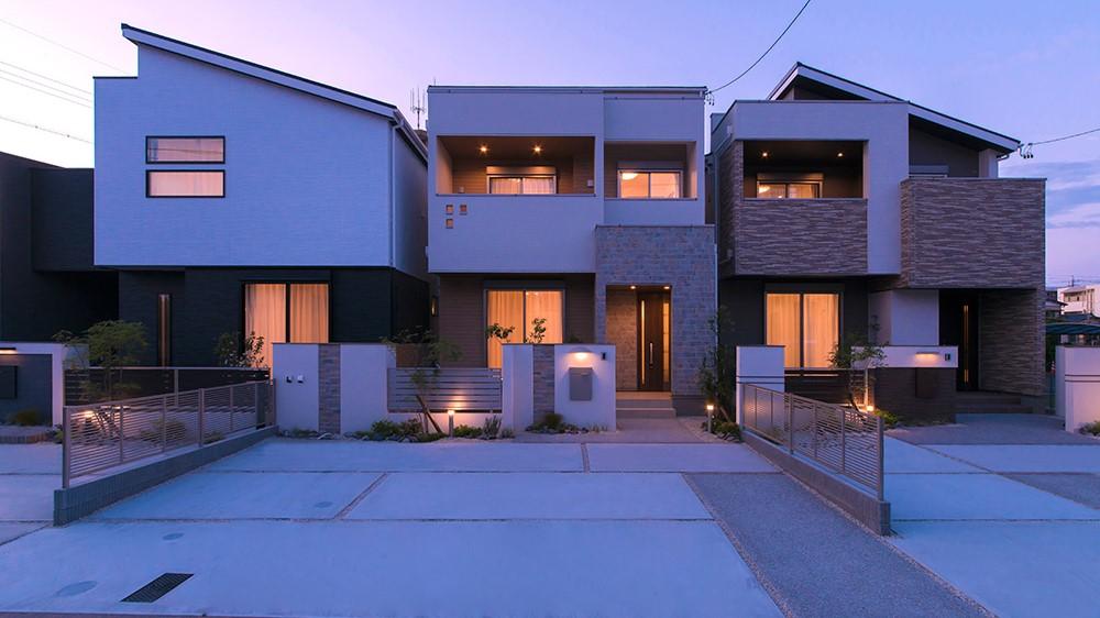 玉善様の住宅の外観画像